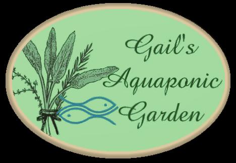 Gails Aquaponic Garden Logo