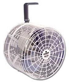 HAF-flow fan for greenhouse
