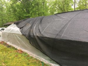 Shade Cloth to Cool own Greenhouses
