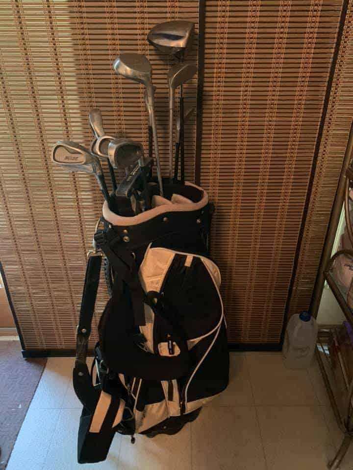 Beginners Golf Bag and Clubs For Sale